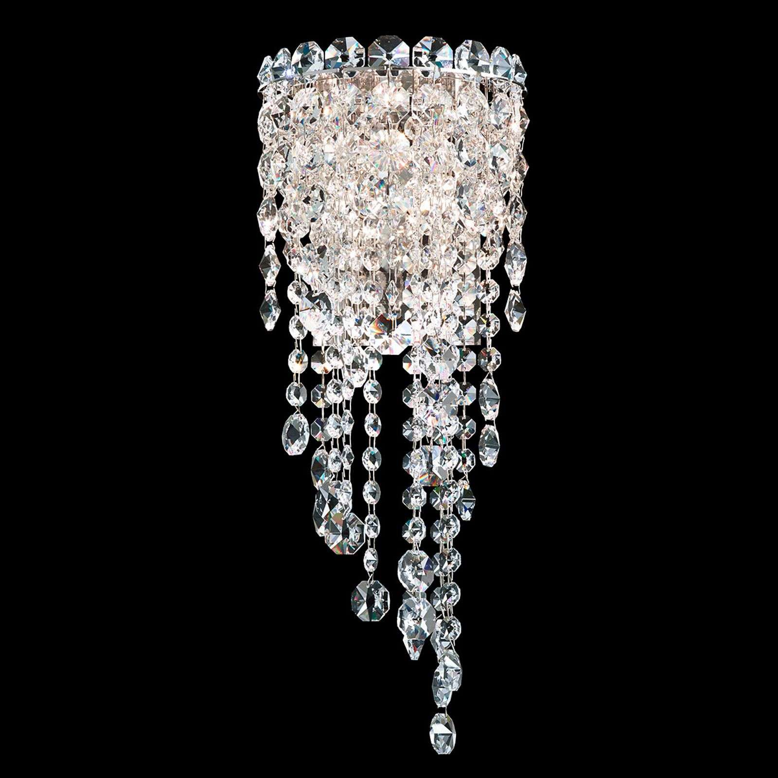 Chantant - wall light with crystals