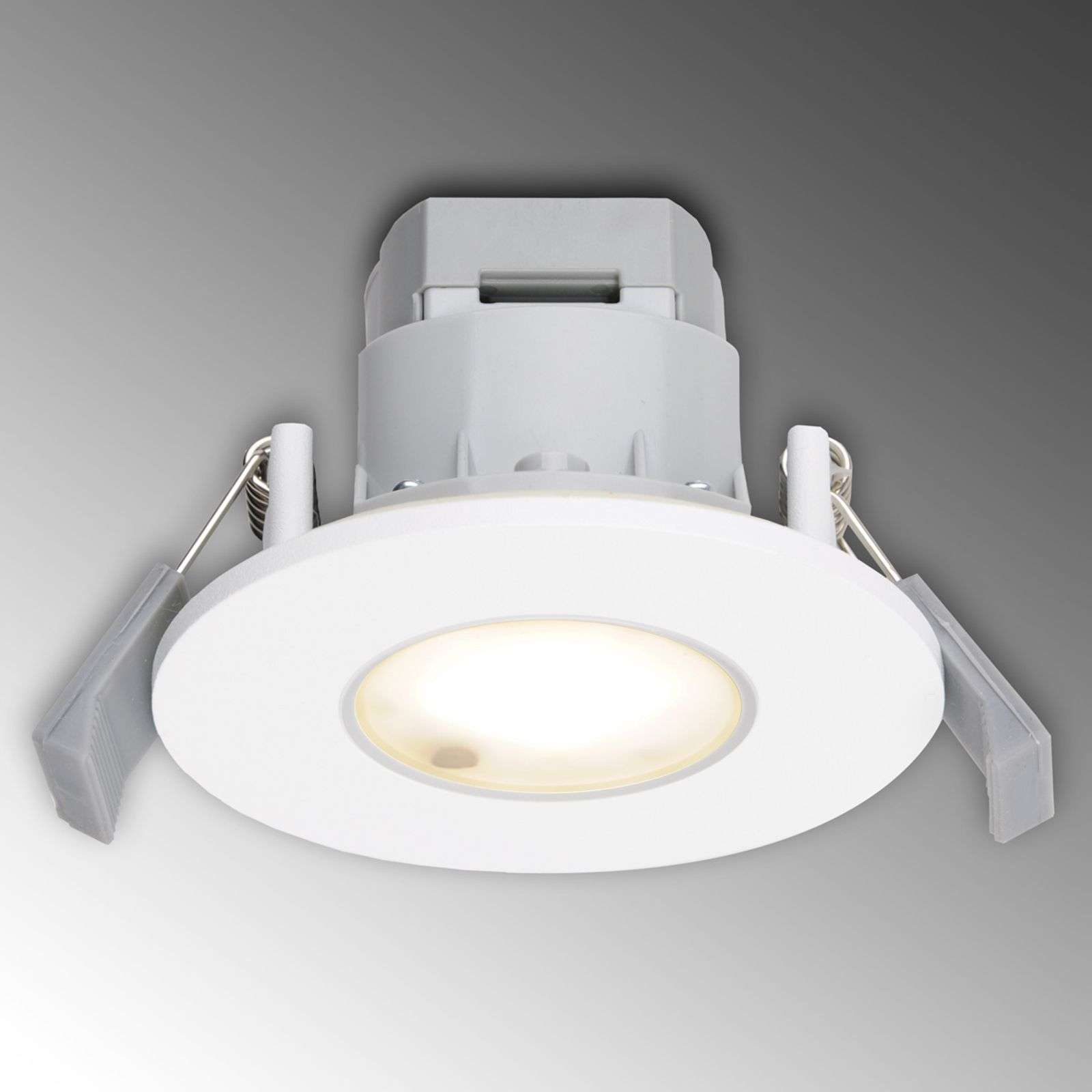 Kimra LED recessed light - IP65