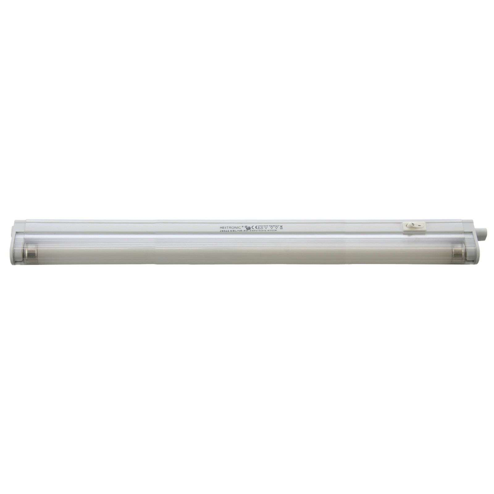 Surface/under-cabinet light and ballast 8 W CW