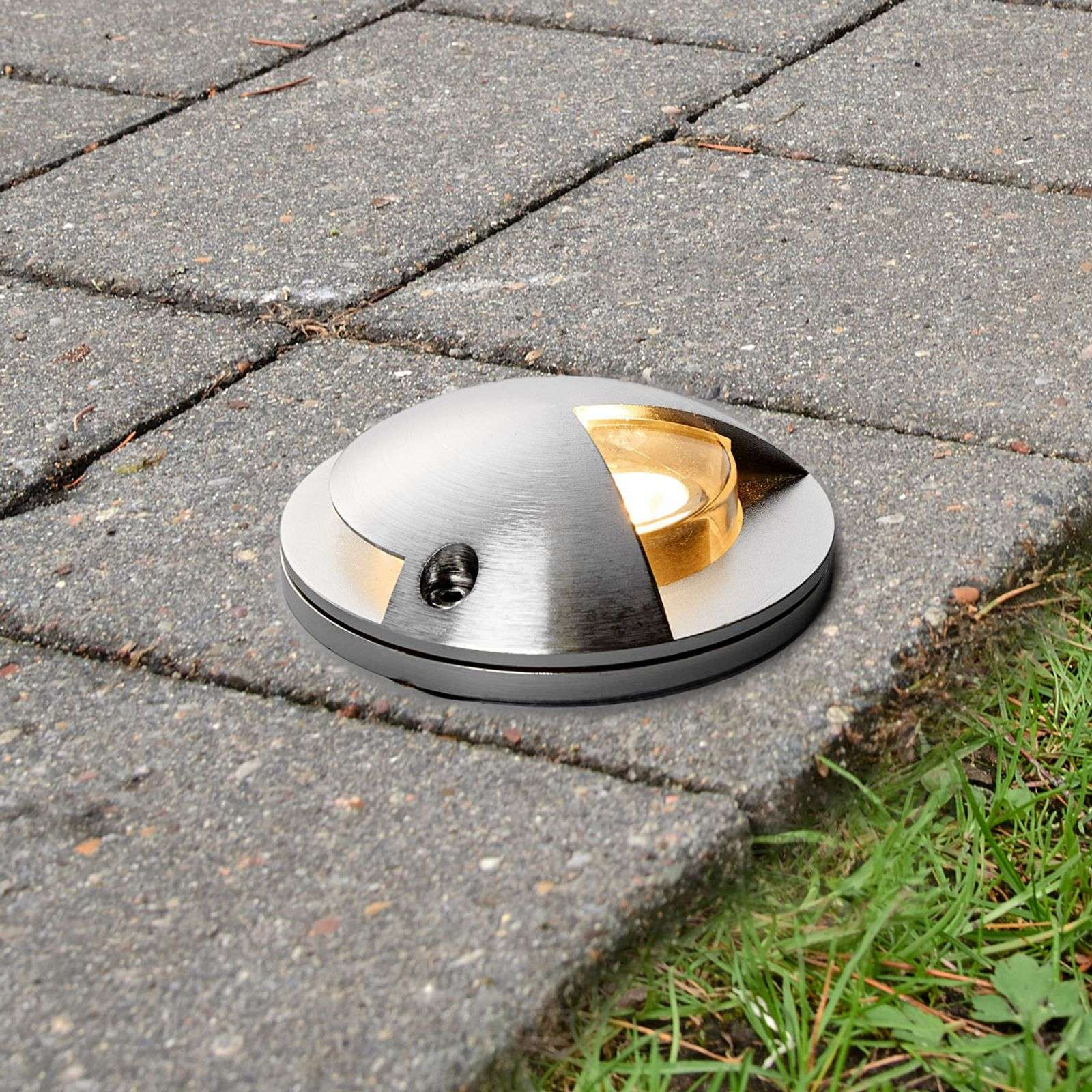 Syan - LED recessed floor light for outdoors