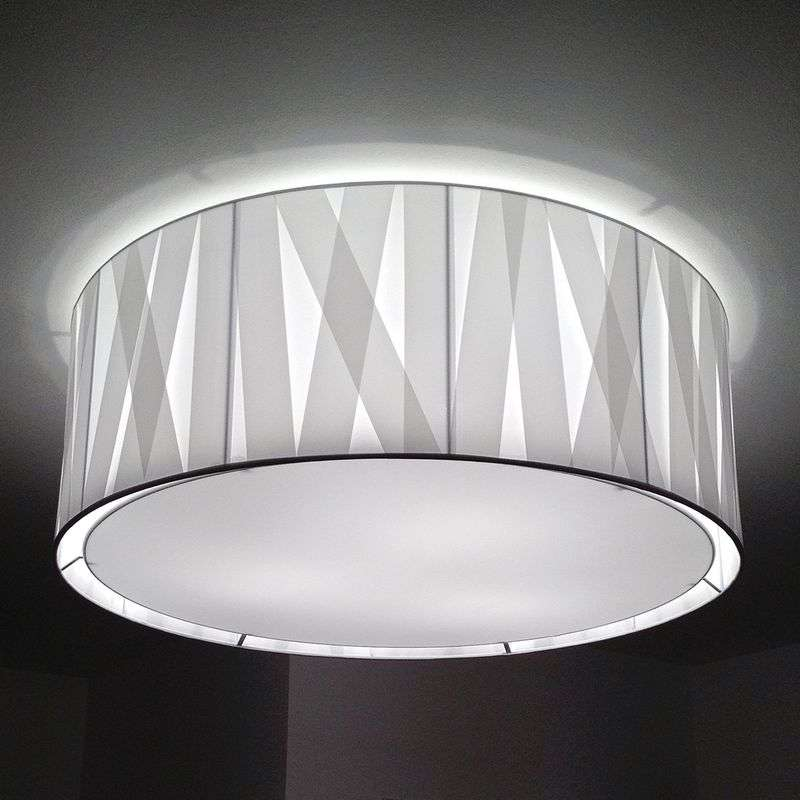 100 cm - fabric ceiling light Cross Lines C100 Review thumbnail