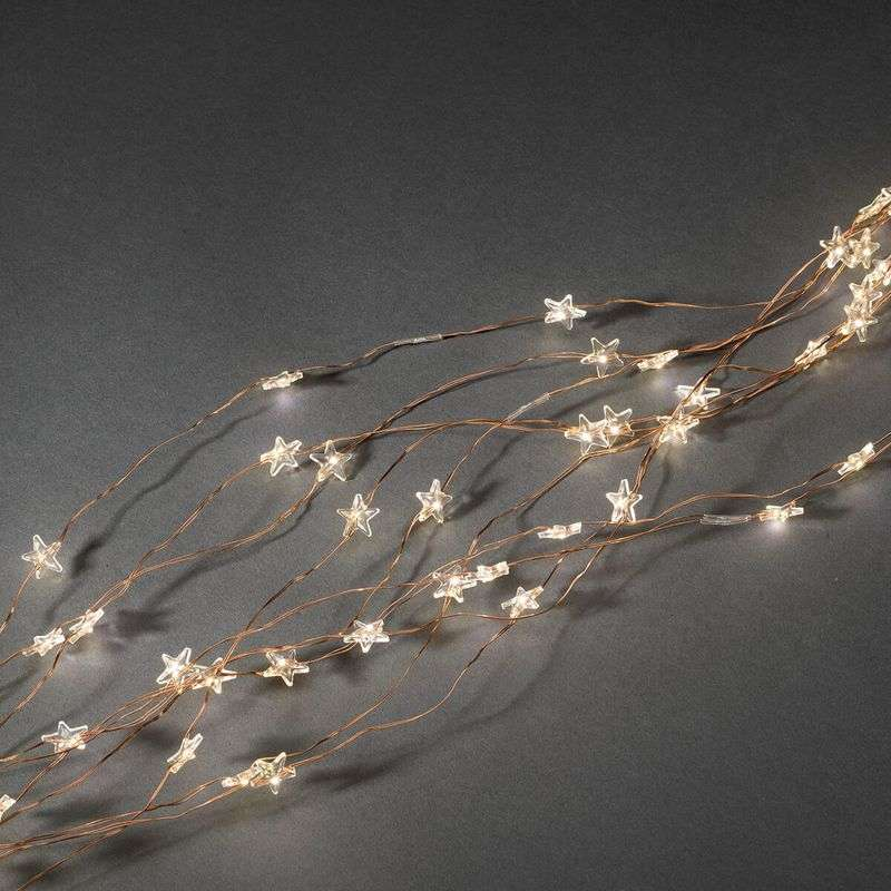 10-strand LED string lights Starfall 90-bulb Review thumbnail