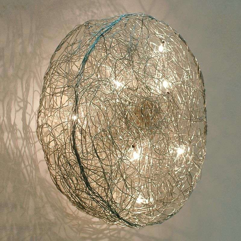 100 cm diameter - designer wall light Rotola Review thumbnail
