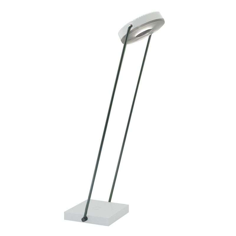 LED table lamp TUNE-TS with touch dimmer white