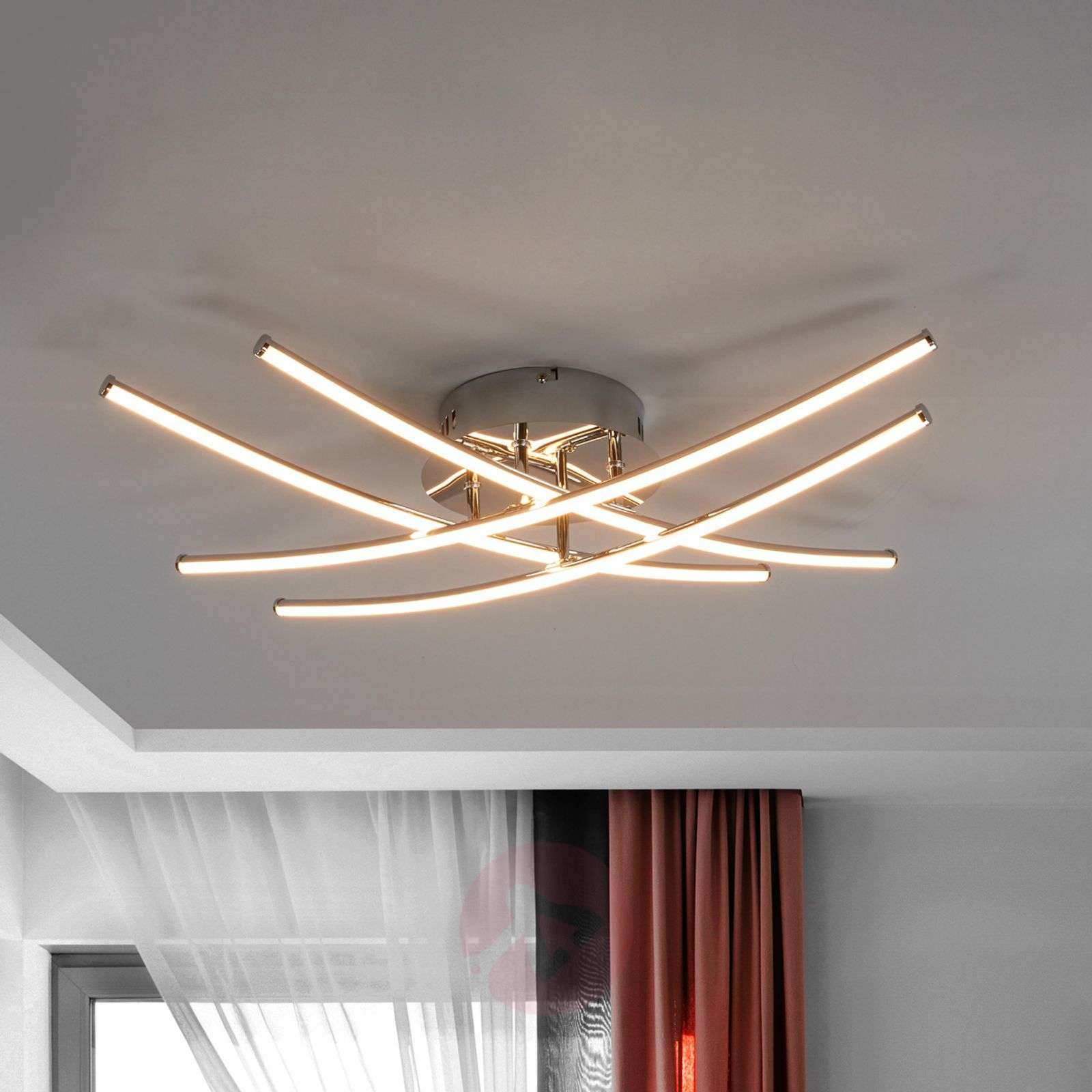 Yael led ceiling light kitchens living rooms